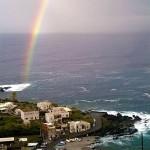 Arcobaleno a Gadir