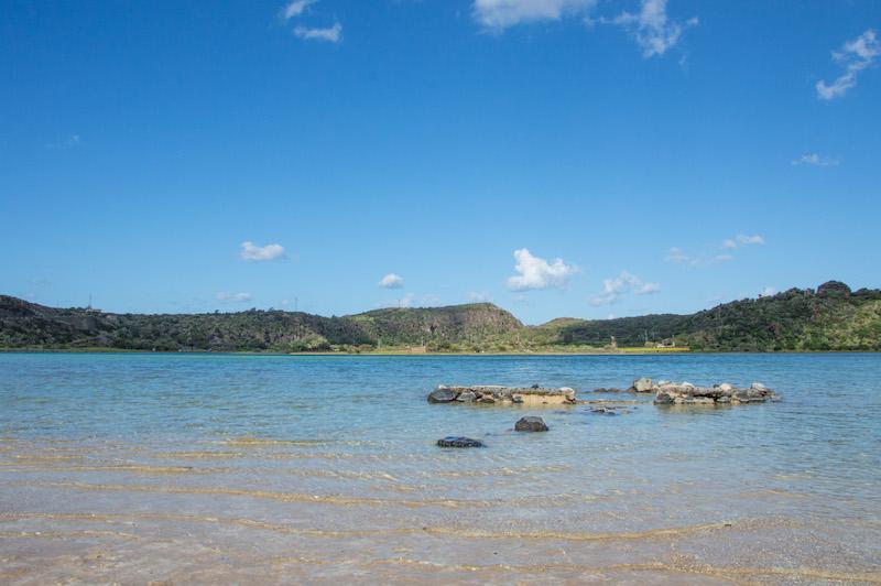 lago di venere a pantelleria