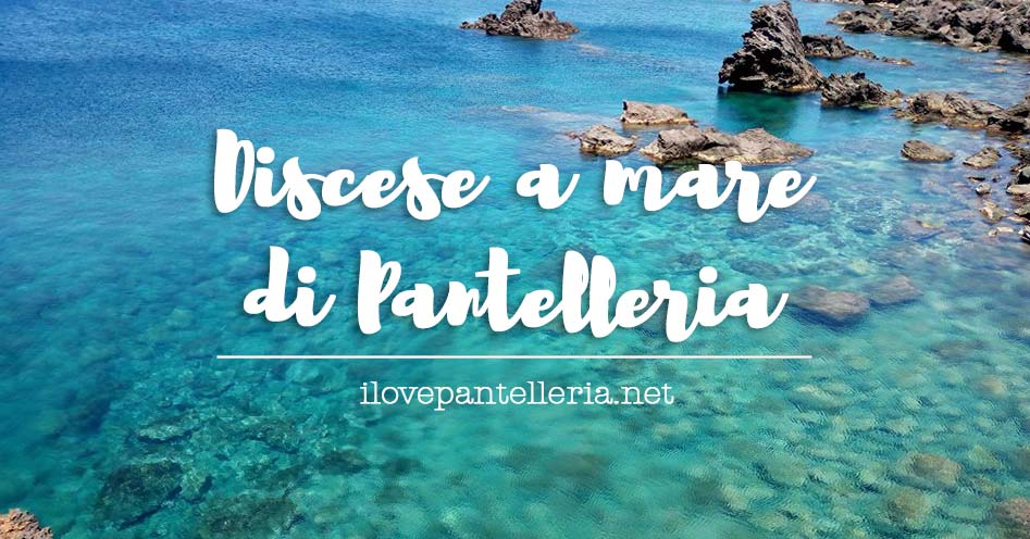 Pantelleria spiagge