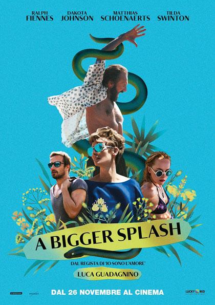 Dove vedere A Bigger Splash, il film girato a Pantelleria