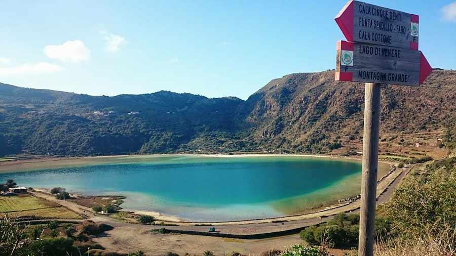 I percorsi alternativi per raggiungere il Lago Specchio di Venere