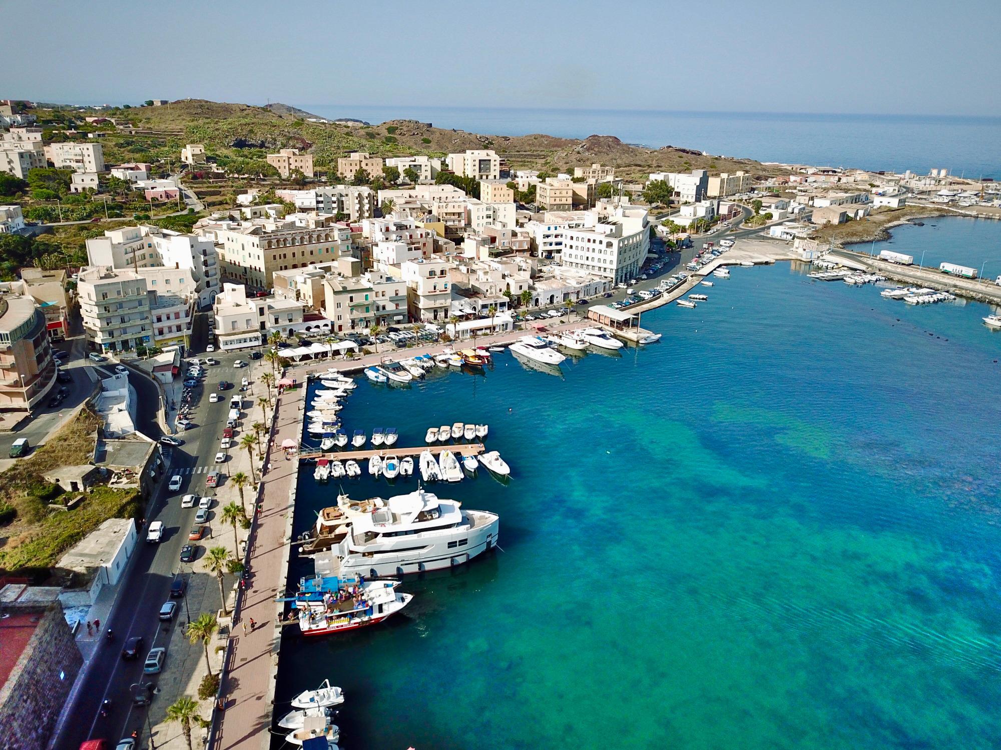 Pantelleria Come Arrivare