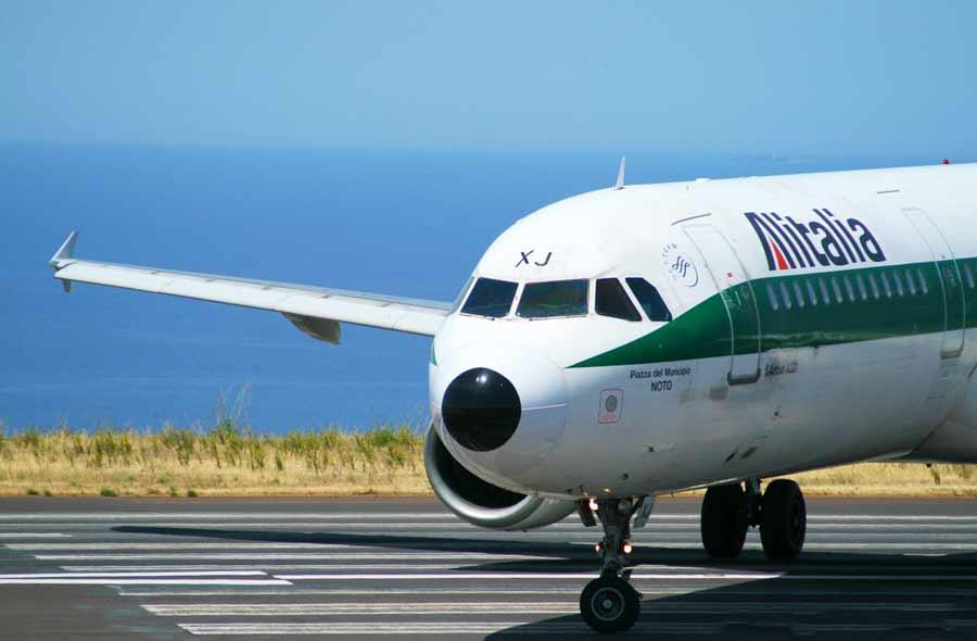 Alitalia: voli diretti da Roma e Milano Linate per Pantelleria