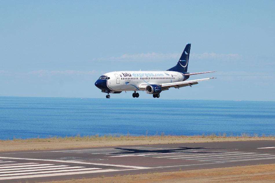 Blu-Express: voli da Roma e Bergamo per Pantelleria a partire da 34€