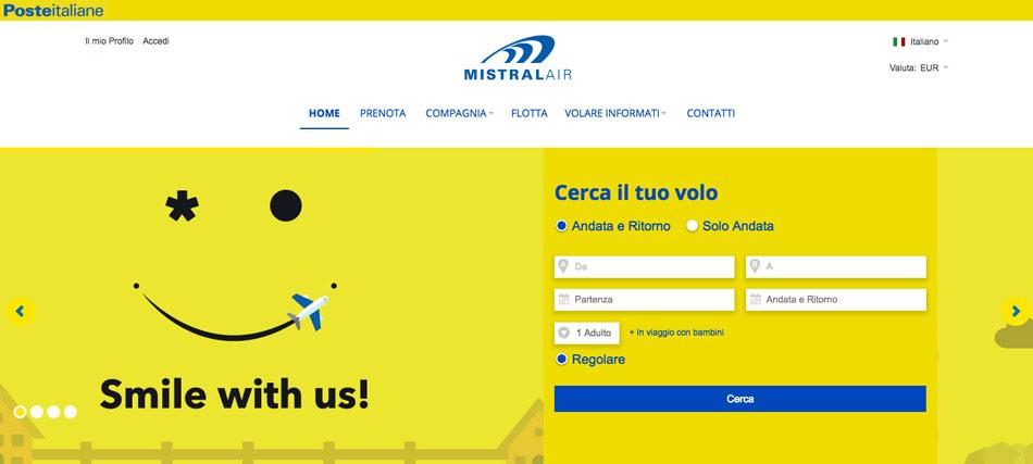 sito mistralair
